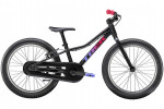 Детский велосипед Trek Precaliber 20 FW Girls (2021) черный Один размер