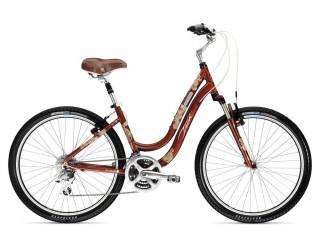 Женский велосипед Trek Navigator 3.0 Equipped WSD (2009)