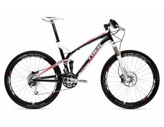 Двухподвесный велосипед Trek Top Fuel 9 (2009)
