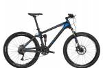 Двухподвесный велосипед Trek Fuel EX 9.7 (2012)