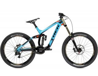 Двухподвесный велосипед Trek Session 9.8 (2014)