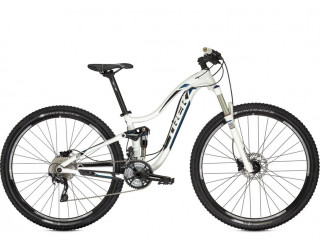 Двухподвесный велосипед Trek Lush 29 (2013)