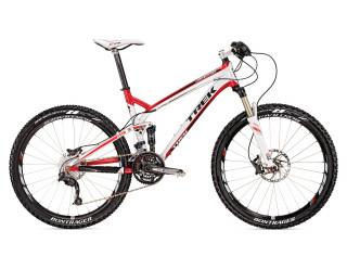 Двухподвесный велосипед Trek Top Fuel 8 (2010)