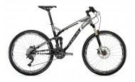 Двухподвесный велосипед Trek Top Fuel 8 (2011)
