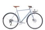 Комфортный велосипед Trek Steel District (2014)