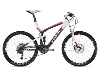 Двухподвесный велосипед Trek Top Fuel 9.7 (2011)