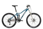 Двухподвесный велосипед Trek Lush (2013)