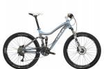 Двухподвесный велосипед Trek Lush SL (2012)