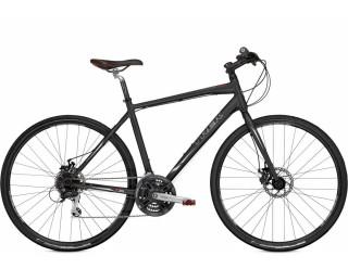 Городской велосипед Trek 7.2 FX Disc (2013)