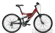Двухподвесный велосипед Trek Y26 (2006)