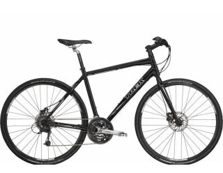 Городской велосипед Trek 7.3 FX Disc (2012)